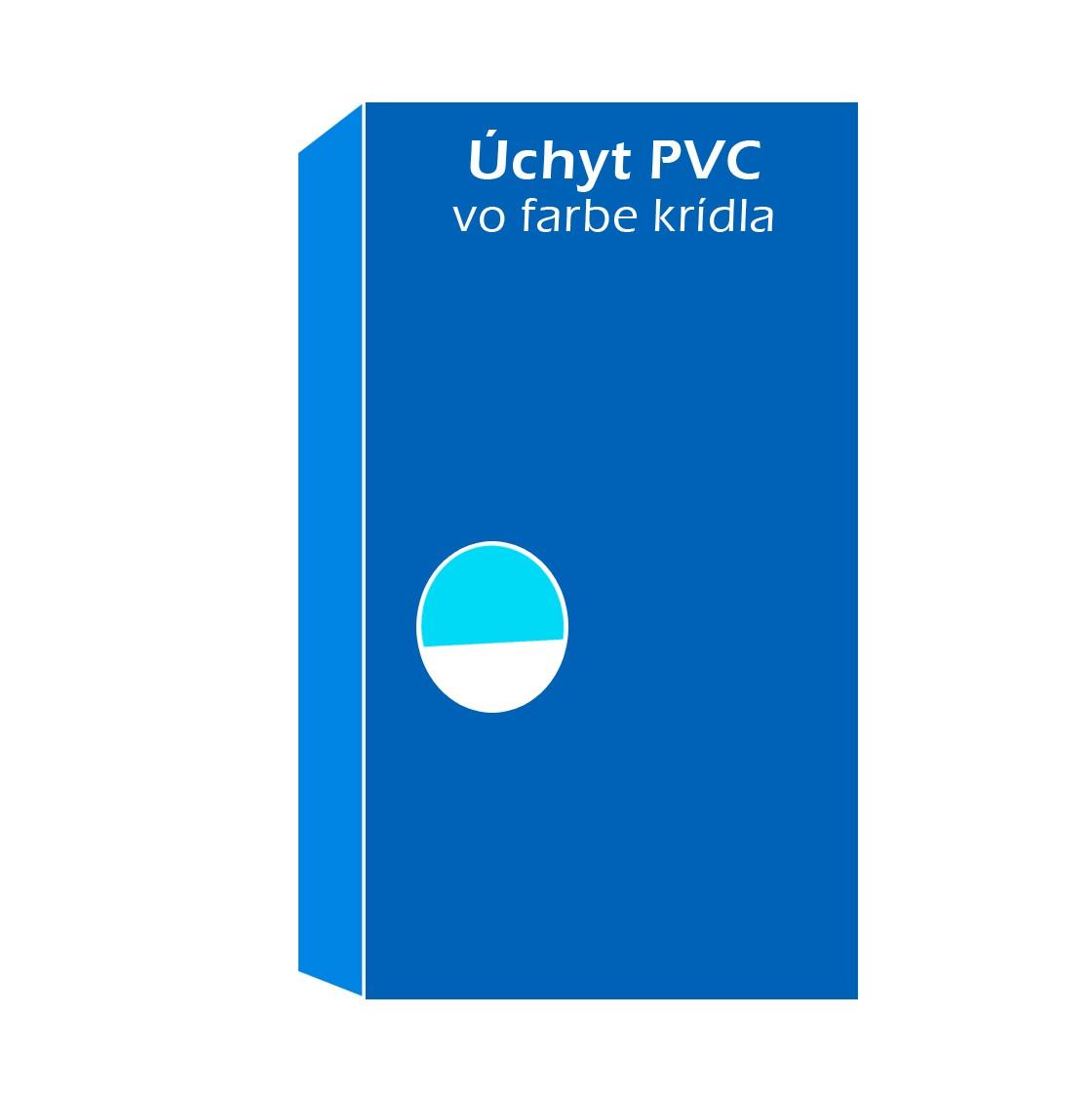 PVC mušľa