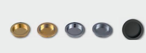 Kovový okrúhly úchyt DRE